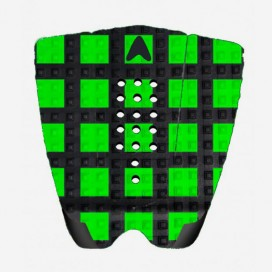 Astrodeck Crossroads built-in arch 3 pieces pad - Black Green