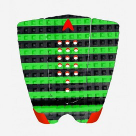 Astrodeck Danny Fuller built-in arch 3 pieces pad - Black & Green