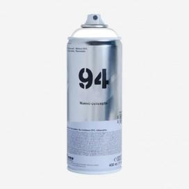 Bombe de peinture Montana MTN 94 - Blanc
