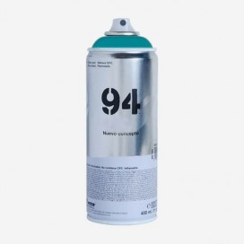 Bombe de peinture Montana MTN 94 - Bleu Turquoise