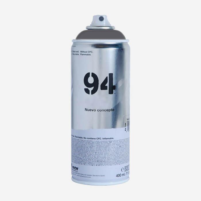 Bombe De Peinture Montana MTN 94   Gris Perle