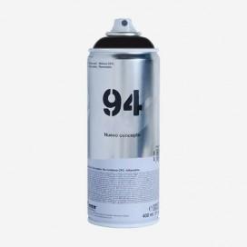 Bombe de peinture Montana MTN 94 - Noir