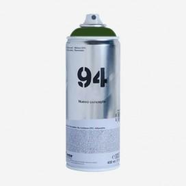 Bombe de peinture Montana MTN 94 - Vert Toscane