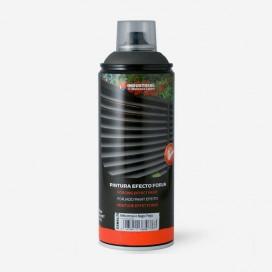 Peinture effet fer forgé Noir - MTN 400ml