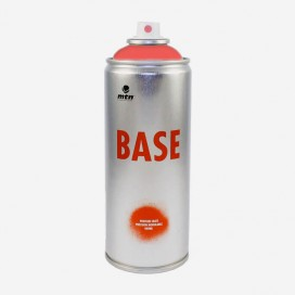 Montana BASE Clear Red spray paint