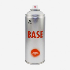 Montana BASE Clear Grey spray paint