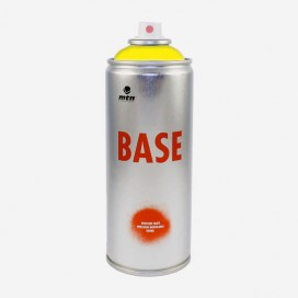 Bombe de peinture Montana BASE Jaune Clair