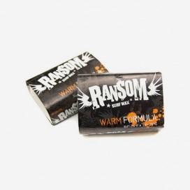 Ransom surf wax warm