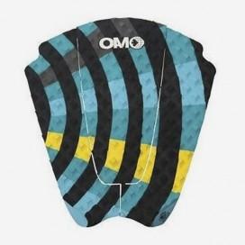 OAM - Pad Taylor Knox 3D Rays Yellow