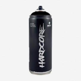 Spray de pintura Montana Hardcore 2 - Negro