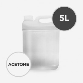 ACETONE - 5 LITERS CAN