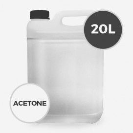 ACETONE - 20 LITERS CAN