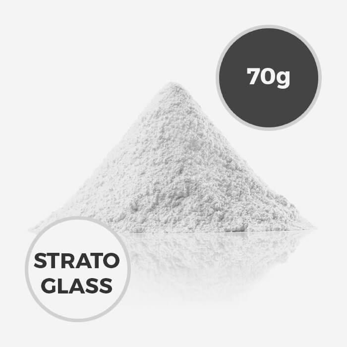 Strato Glass pour époxy (gain esthétique et mécanique) - 70 gr, SICOMIN