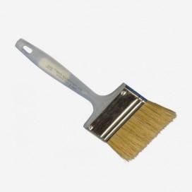"""Pinceau compatible solvant, manche plastique - Largeur 3"""" (76,20 mm)"""