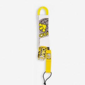 OAM - Regular Leash 8' Yellow