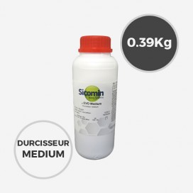 0.39 kg de durcisseur époxy SD Surf Clear MEDIUM EVO, SICOMIN