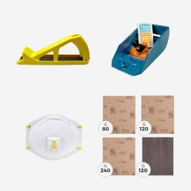 Kit : outils de shape