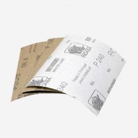 Papiers à poncer grains 80,120 et 240, INDASA