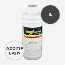 Additif de glaçage / hot-coat EP 217 pour résines époxy - 1 litre, SICOMIN
