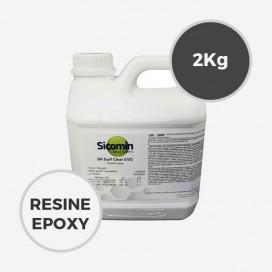 2 kg de resine epoxy SR Surf Clear EVO, SICOMIN
