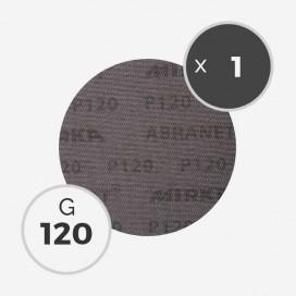 Disque abrasif Abranet diamètre 150mm - grain 120, MIRKA