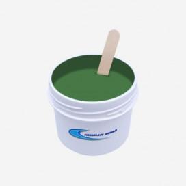 Bus Green tint pigment - 8 oz, FIBERGLASS HAWAII