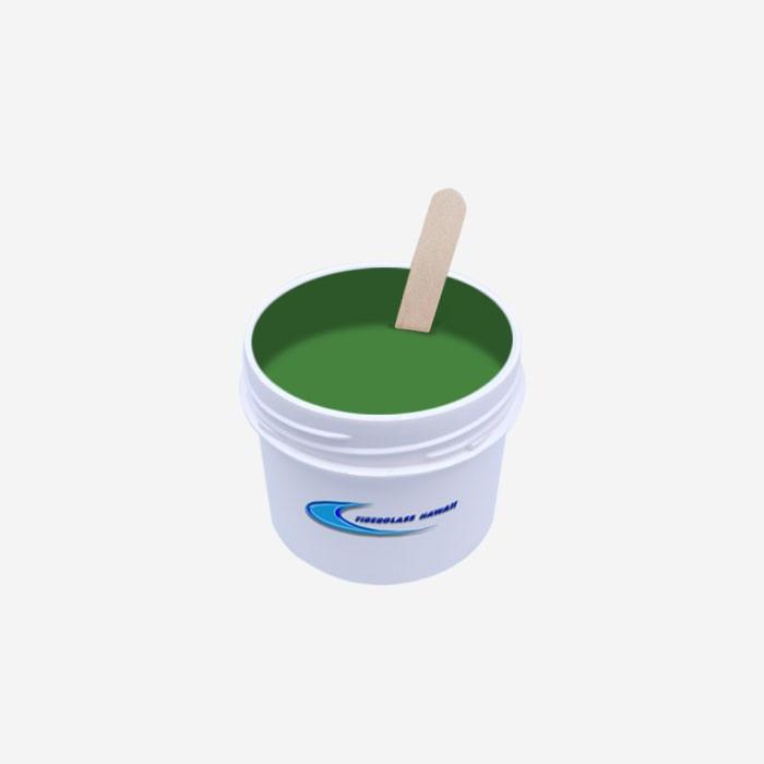 Pigment couleur Emerald Green (30gr), FIBERGLASS HAWAII