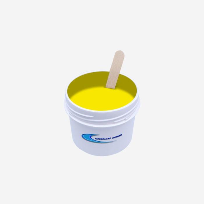 Pigment couleur Lemon Yellow (30gr), FIBERGLASS HAWAII