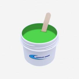 Lime Green tint pigment - 8 oz, FIBERGLASS HAWAII