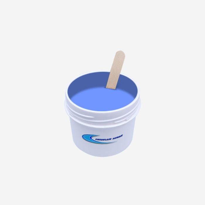 Pigment couleur Pale Blue (30gr), FIBERGLASS HAWAII