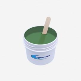 Pigmento translucido color Green (60gr), FIBERGLASS HAWAII