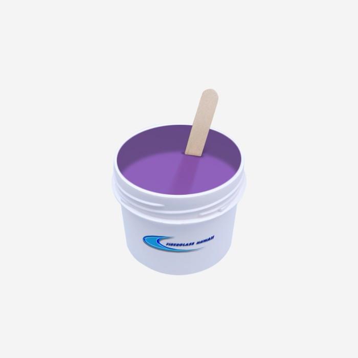 Pigment translucide couleur Purple (30gr), FIBERGLASS HAWAII