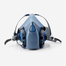 Demi-masque réutilisable - ref 7502, 3M
