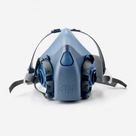 Half Facepiece Reusable Respirator 7502, 3M