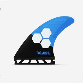 Dérives Thruster - FAM1 RTM Hex blue and black, FUTURES.