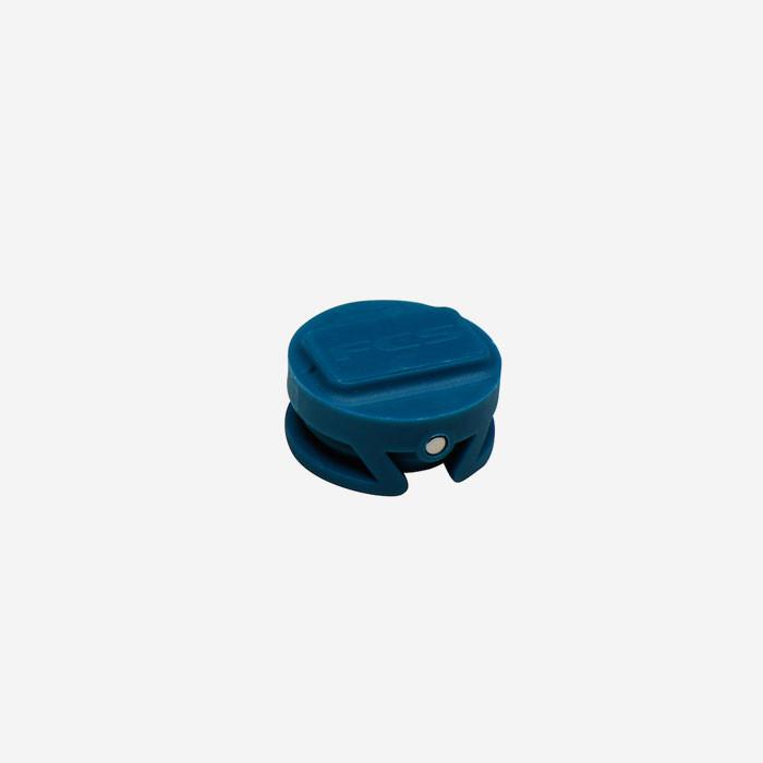 FCS Leash plug reef blue