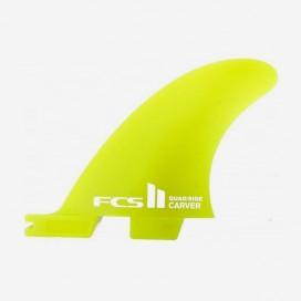 FCS II CARVER Neo glass Medium Quad rear