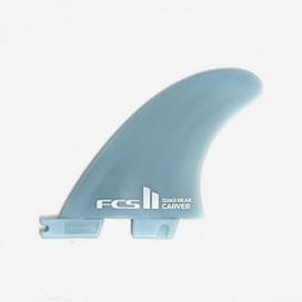 FCS II CARVER Glass Flex Small Quad Rear Center