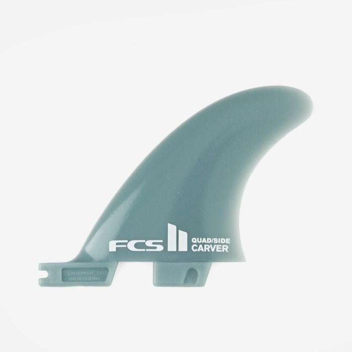 FCSII Carver Glass flex small quad rear side byte