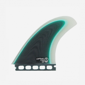 Captain Fin co. Twins signle tab - La Especial Sea Foam Green