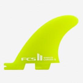 FCS II CARVER Neo glass Small Quad Rear