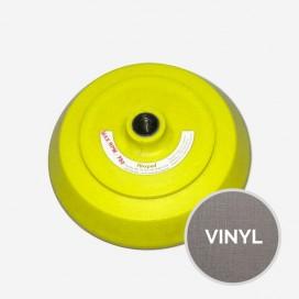 Pad / Plateau de ponçage vinyl - diam. 200mm - densité SOFT, FLEXPAD