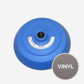 Pad / Plateau de ponçage vinyl - diam. 200mm - densité SOFTIE, FLEXPAD
