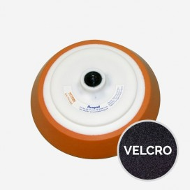 8 Inch Hard Flexpad velcro 14mm Hub