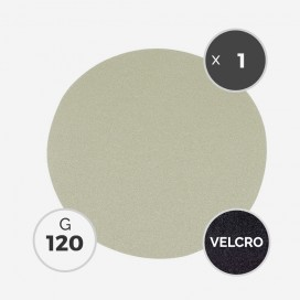 Discos para lijar - 205mm - Grado 120 (1 disco), 3M