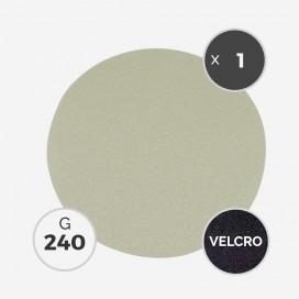 Discos para lijar - 205mm - Grado 240 (1 disco), 3M