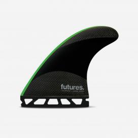 Dérives Thruster - John John FLORENCE signature Range - Techflex Neon Vert - M, FUTURES.