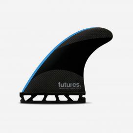 Dérives Thruster - John John FLORENCE signature Range - Techflex Neon Bleu - S, FUTURES.