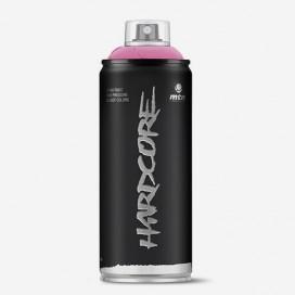 Bombe de peinture Hardcore 2 - Rose Amour - 400ml, MONTANA
