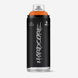 Spray de pintura Montana Hardcore 2 - Naranja